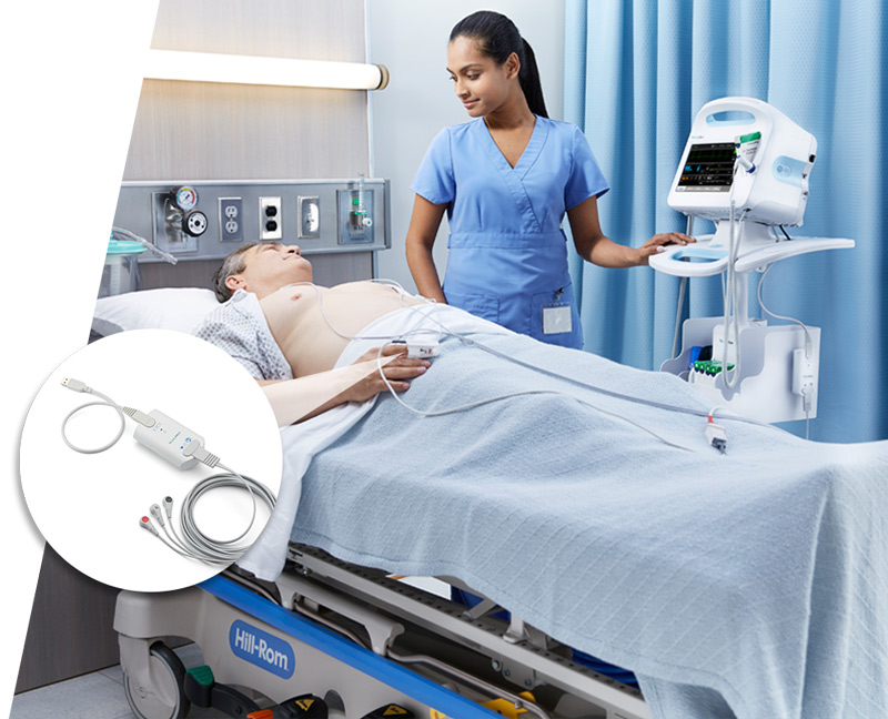 Connex Vital Signs Monitor with ECG